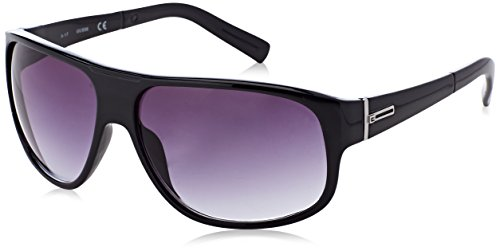 Guess Men's GU0130F Sunglasses, Black (Nero), 61