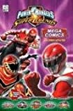 Power Rangers [With Stickers and Posters] (Disney Comics Collection)