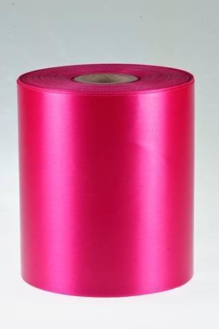 Cinta satén extra ancha sola cara 100 mm, ideal bandas