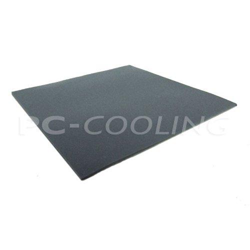 Phobya 17063Lancer Grau Zubehör von Material Kühlung–Zubehör von Material Kühlung (100mm, 100mm, 1mm)