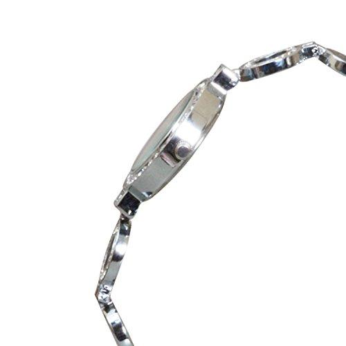 Fostelo Women's Black Dial Analog Wrist Watch (FST-152)