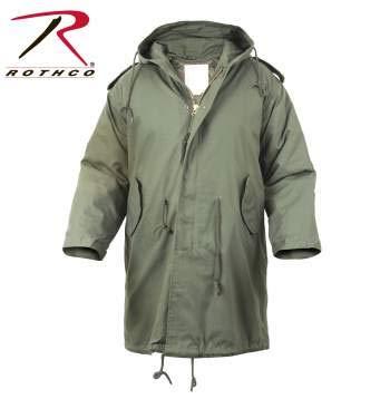 Rothco M-51 Fishtail Parka -