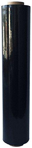 Preisvergleich Produktbild Stretchfolie Typ 23 500mm x 300lfm schwarz - activaStretch Power ST (120 erollen)