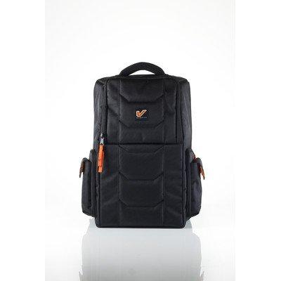 GruvGear Club Bag schwarz - Rucksack/Tasche für DJs (Laptop-flughafen-sicherheit)