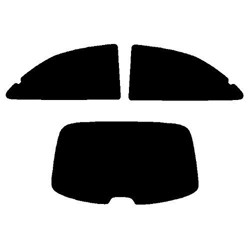 Pre Cut Finestra Tint-MG ZR 3-2001-2006-posteriore Windows