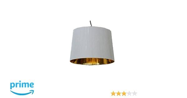 Plafoniere Kartell : Kartell 9080kk ge lampadario colore bianco oro: amazon.it