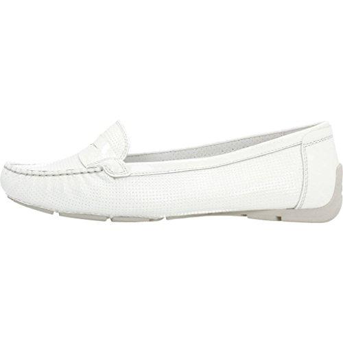 Mocassini donna, colore Bianco , marca STONEFLY, modello Mocassini Donna STONEFLY PEGASUS 83 Bianco Bianco