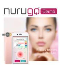 Nurugo Derma - Smartphone Skin Analyzer (White) Mobile Skin