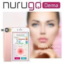 nurugo Derma SKDR2 – Analizador de la piel de smartphone ...
