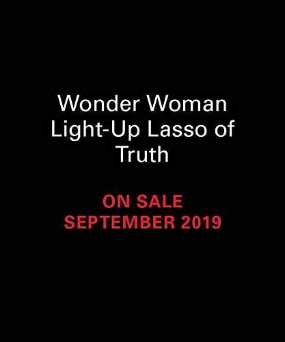 Wonder Woman: Light-up Lasso of Truth