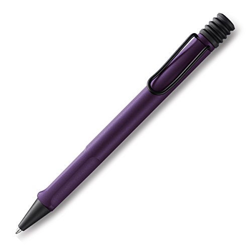 Lamy Safari Ballpoint Pen Special Edition Dark Lilac by Lamy