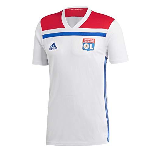 timeless design 64c20 67004 Adidas OL H JSY T-Shirt Homme, WhiteCollegiate Red, FR