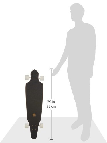 Globe Longboard The Cutler, Walnut, One size, 10525218 -