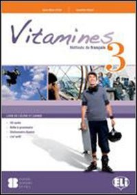Vitamines version «multi». Per la Scuola media. Con CD Audio. Con CD-ROM: 3
