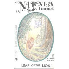 Leap of the Lion (Narnia Solo Games)