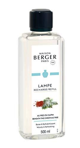 LAMPE BERGER Au pied du Sapin/Beneath The Christmas Tree/Unter dem Tannenbaum 500 ml [NPR]
