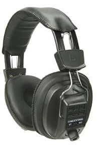 Skytronic 100.616 Casque mono/stéréo avec contrôle volume