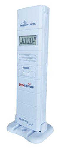 Technoline Profi-Sensor der Prfessional Series von Mobile Alerts MA, 10320, Weiß, 3,4 x 1,9 x 13,2 cm