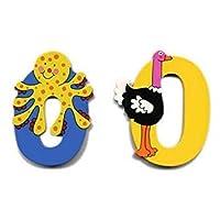 The Toy Workshop - Jungle Alphabet O