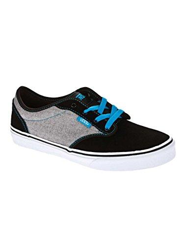 Kinder Sneaker Vans Atwood Sneakers Boys (textile) black/hawaiin