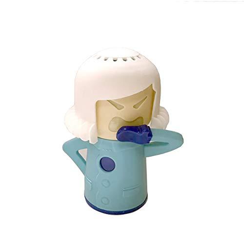 Mikrowellenreiniger,Asmodae Kühlschrank Reiniger geeignet für Mikrowellen, Backöfen Kühlschränke (Am Besten Backpulver)