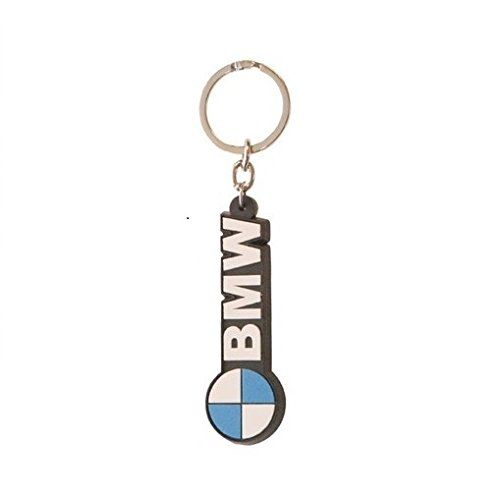 BMW Silicon Key Chain (White,Blue)  available at amazon for Rs.115