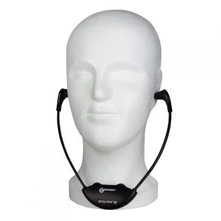 Geemarc Telecom S.A LH20_BLK_VDE Hörverstärker mit Mikrofon und Induktionsfunktion Lautstärke schwarz
