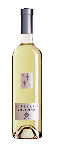 6 x 0.75 l - Stellato. Vermentino di Sardegna Doc. Il più conosciuto vino della cantina di Pala, nel territorio di Serdiana (Cagliari). Un Vermentino di Sardegna Doc, brillante dal profumo intenso