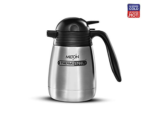 Milton Thermosteel Carafe 600 ml (EC-TMS-FIS-0042_STEELPLAINCO)