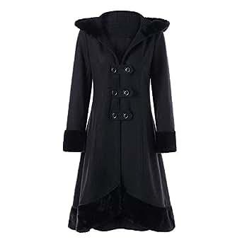 Bild nicht verfügbar. Keine Abbildung vorhanden für. Farbe  Jacke Damen  Herbst Winter Vintage Hübsch Parker Classic Langarm ... bdc9be8162