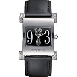 Betty Barclay Damen Uhr Armbanduhr All Night Strass