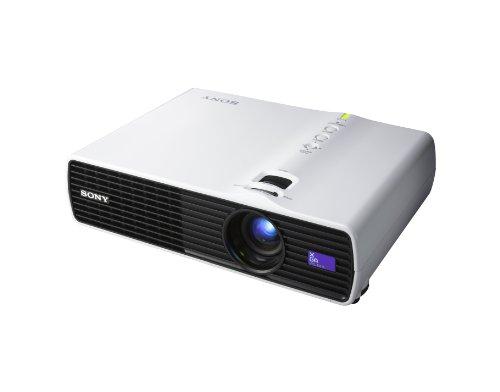 Sony VPL-DX 15 LCD-Projektor (Kontrast 700:1, 3000 ANSI Lumen, XGA, 1024 x 768) weiß/schwarz (Lcd-netzkabel Sony)