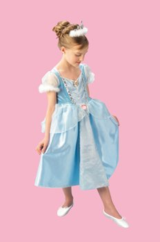 Disney Prinzessin Kostüm Cinderella Aschenputtel Gr. L 7 bis 8 (Aschenputtels Prinz Kostüm)