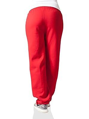Urban Classics Damen Hose Loose Fit Sweatpants