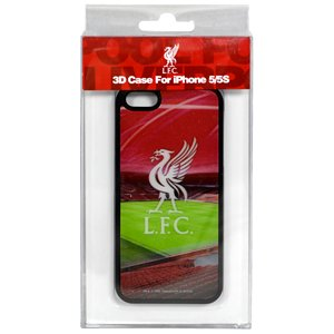 Official Football Merchandise Coque de protection rigide pour iPhone 5/5S, Liverpool, iPhone 5/5S