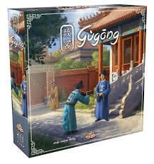 Game Brewer GABGUG01 Gugong, Multicolor alfonbrilla para ratón