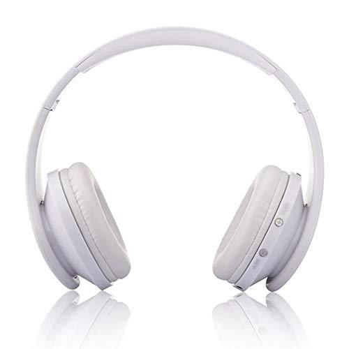 JYL Bluetooth Headset Folding Stereo 4.1 Drahtlose Sportunterstützung Musikanruf-Funktionenfür iPad MP3-Player Tablets und mehr,A -