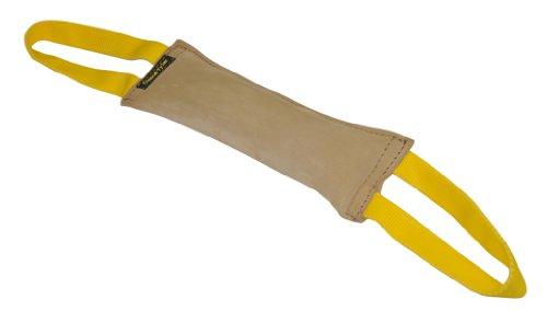 Artikelbild: Dean und Tyler Medium Beißwurst, Leder, Größe 12Zoll von 4-Zoll