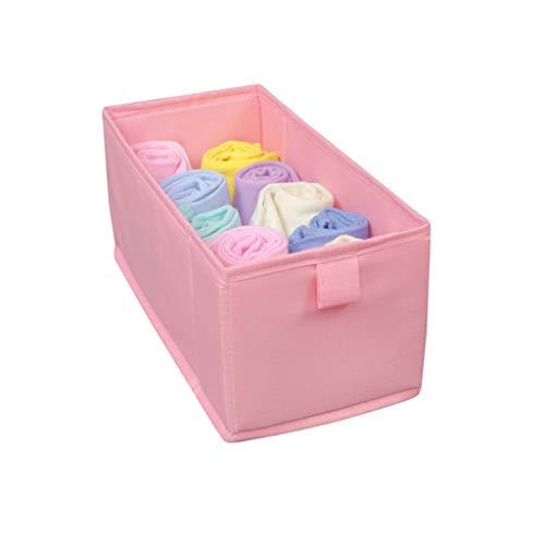 Boxen & Kästen-ZWD Stoffbeutel, Unterwäsche Kosmetik Spielzeug Aufbewahrungsbox Nachttisch Kleiderschrank Buch Tisch Aufbewahrungsbox Mehrere Größen Multi-Color Haushaltswaren