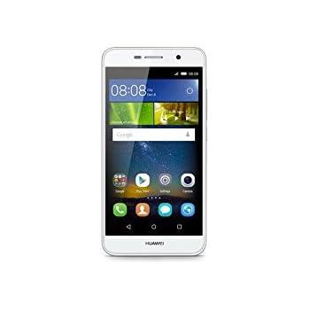 """Huawei Y6 Pro 5"""" Dual SIM 4G 2GB 16GB 4000mAh White - Smartphones (12.7 cm (5""""), 16 GB, 13 MP, Android, 5.1, White)"""