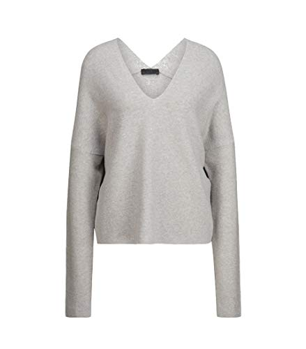 Drykorn Damen Pullover mit Kaschmir in Grau -
