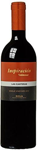 Valdemar Inspiración Las Canteras Cuvee 2012 trocken (1 x 0.75 l)