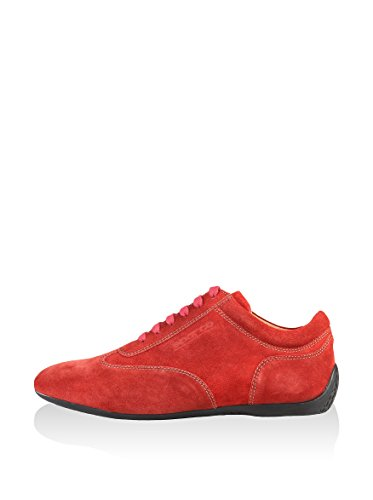 Sparco Imola, Chaussures Homme, Brun, 40 EU Rot (ROSSO)
