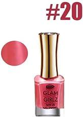 Glam Girlz nail paints-Gazri-#20
