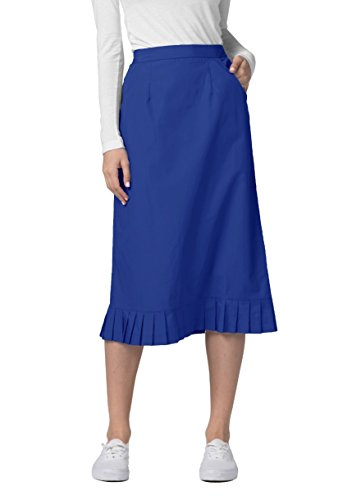 Adar Universal Pleat Flounce Scrub Skirt (Available is 10 colors) -