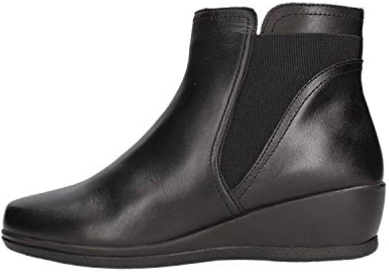 GRUNLAND PO1369 Ankle stivali donna nero 41 | Qualità E E E Quantità Garantita  5a7ab2