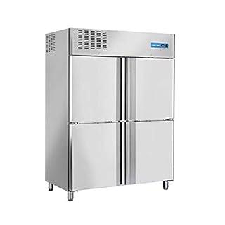 Armadio refrigerato 1400 Lt. TN Temperatura Positiva 0�/+8�C. 4 anta