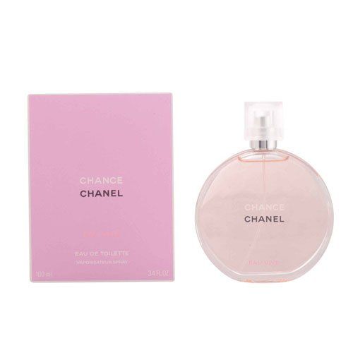 Chanel Chance Eau Vive EDT Spray 100ml/3.4oz