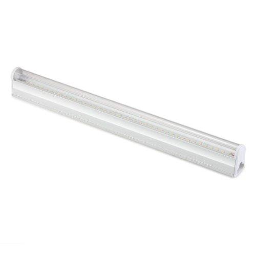 T5 4W 40 LED 2835 SMD Tubo Fluorescente Lámpara AC90-240V Luz Blanco Cálido