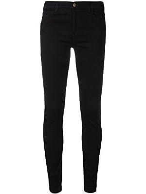 Gucci Women's 456957XR4671082 Black Cotton Jeans